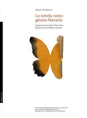 NOVELA COMO GÉNERO LITERARIO, LA