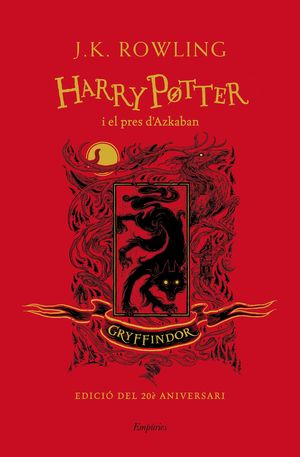 HARRY POTTER I EL PRES D´AZKABAN. GRYFFINDOR