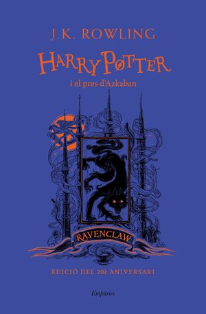 HARRY POTTER I EL PRES D´AZKABAN. RAVENCLAW