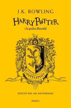 HARRY POTTER I LA PEDRA FILOSOFAL. HUFFLEPUFF