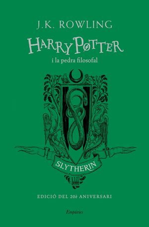 HARRY POTTER I LA PEDRA FILOSOFAL. SLYTHERIN