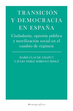 TRANSICIÓN Y DEMOCRACIA EN ESPAÑA
