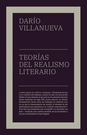 TEORÍAS DEL REALISMO LITERARIO