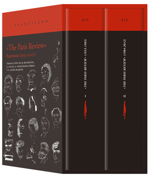 THE PARIS REVIEW (2 VOL.)