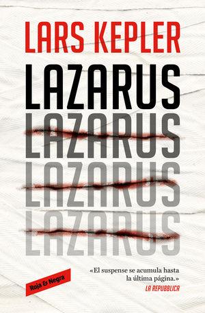 LAZARUS (CASTELLANO)