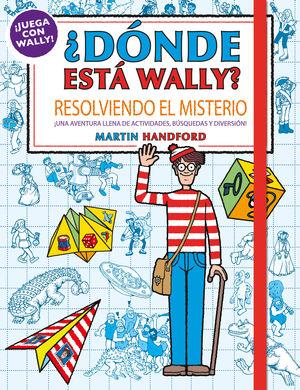 RESOLVIENDO EL MISTERIO. ¿DONDE ESTA WALLY?