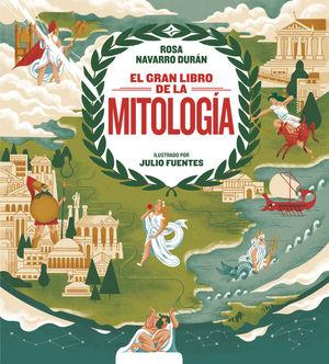GRAN LIBRO DE LA MITOLOGÍA, EL