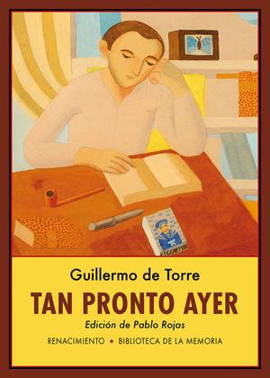TAN PRONTO AYER