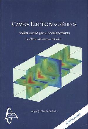 CAMPOS ELECTROMAGNETICOS (2 EDICION 20209