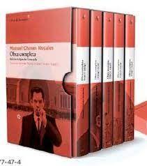 OBRA COMPLETA ( 5 VOLUMENES)
