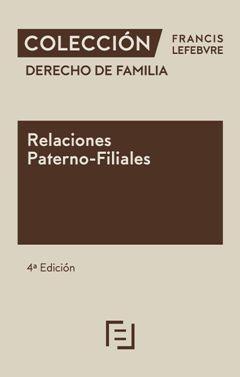DERECHO DE FAMILIA - RELACIONES PATERNO FILIALES 2020