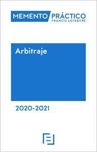 MEMENTO PRÁCTICO ARBITRAJE 2020-2021