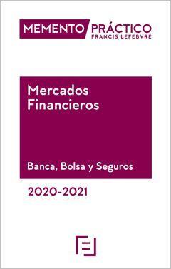 MERCADOS FINANCIEROS. BANCA, BOLSA Y SEGUROS 2020-2021