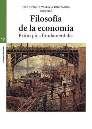 FILOSOFÍA DE LA ECONOMÍA