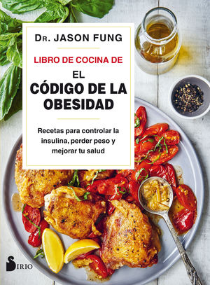 LIBRO DE COCINA DE EL CÓDIGO DE LA OBESIDAD