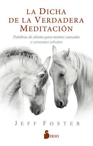 DICHA DE LA VERDADERA MEDITACIÓN, LA