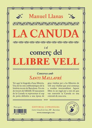 CANUDA I EL COMERÇ DEL LLIBRE VELL, LA