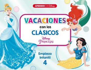 VACACIONES CON LOS CLÁSICOS DISNEY - PRINCESAS