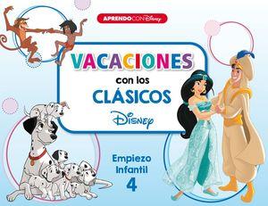 VACACIONES CON LOS CLÁSICOS DISNEY