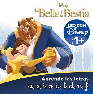 BELLA Y LA BESTIA, LA. APRENDE LAS LETRAS