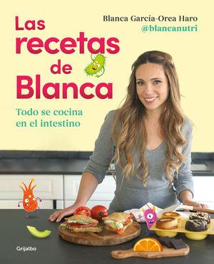 RECETAS DE BLANCA, LAS