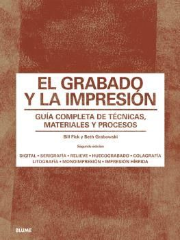 GRABADO Y LA IMPRESIÓN, EL