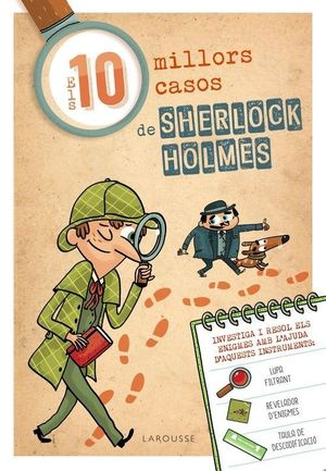 DEU MILLORS CASOS DE SHERLOCK HOLMES, ELS