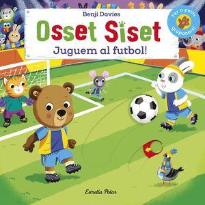 JUGUEM AL FUTBOL - OSSET SISET