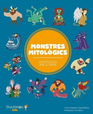 MONSTRES MITOLÒGICS
