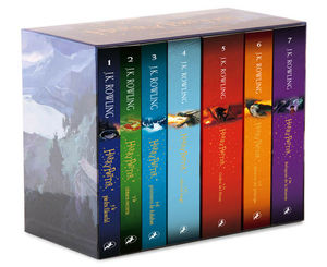 ESTUCHE HARRY POTTER (7 VOLS)