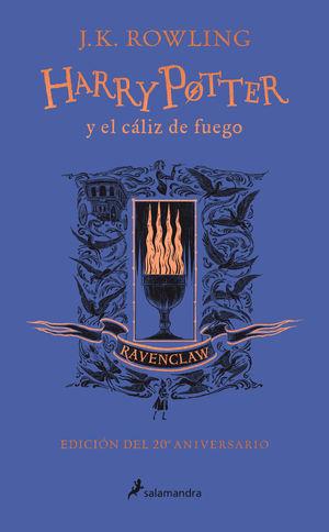 HARRY POTTER Y EL CÁLIZ DE FUEGO (RAVENCLAW)
