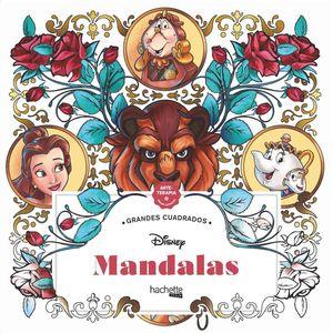 MANDALAS DISNEY - GRANDES CUADRADOS