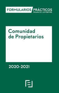 FORMULARIOS PRÁCTICOS COMUNIDAD DE PROPIETARIOS 2020-2021