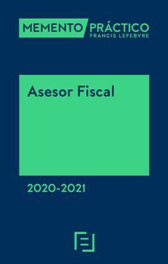 MEMENTO PRÁCTICO ASESOR FISCAL 2020-2021