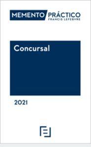 MEMENTO PRÁCTICO CONCURSAL 2021