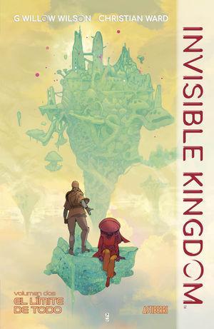 INVISIBLE KINGDOM 2. EL LÍMITE DE TODO