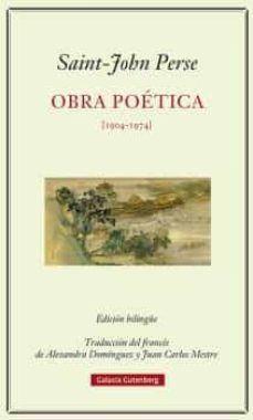 OBRA POÉTICA (EDICION BILINGUE)