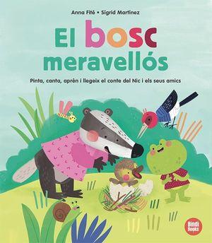 BOSC MERAVELLÓS, EL