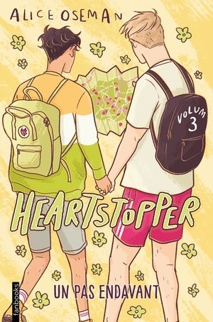 HEARTSTOPPER 3 - PAS ENDAVANT, UN