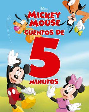 MICKEY MOUSE - CUENTOS DE 5 MINUTOS