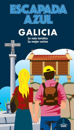 GALICIA, GUIA ESCAPADA AZUL