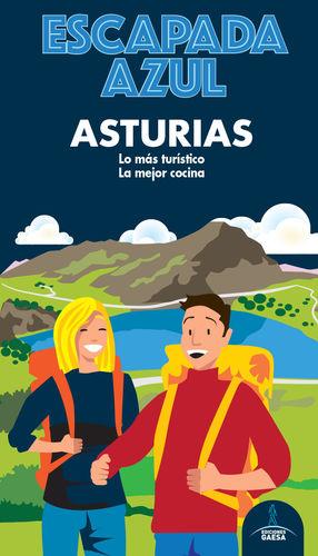 ASTURIAS, GUIA ESCAPADA AZUL