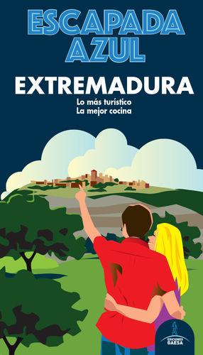 EXTREMADURA, GUIA ESCAPADA AZUL