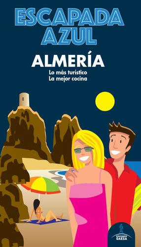 ALMERÍA, GUÍA ESCAPADA AZUL