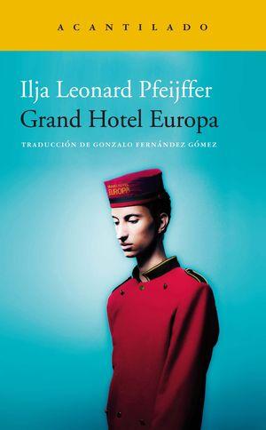 GRAND HOTEL EUROPA (CASTELLANO)