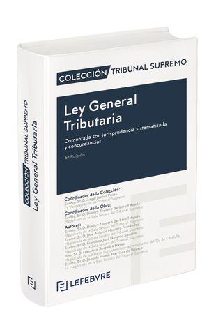 LEY GENERAL TRIBUTARIA COMENTADA 5ª EDICIÓN