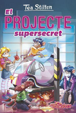 PROJECTE SUPERSECRET!, EL