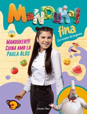 MANDUKA FINA  ( PACK LLIBRE + IMANS 9 JUNY 21