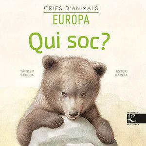 CRIES D'ANIMALS - EUROPA