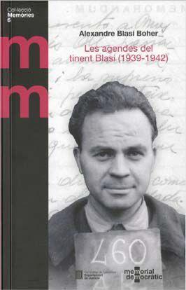 AGENDES DEL TINENT BLASI (1939-1942), LES